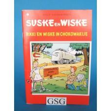 Rikki en Wiske in chocowakije nr. 3197-01