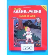 Suske is weg nr. 3673-11