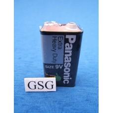 Blok batterij Panasonic 9 Volt