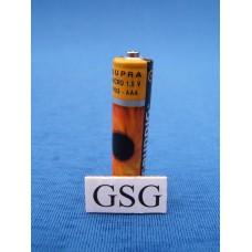 AAA batterij Grundig 1,5 Volt