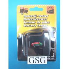 Batterij tester nr. 770424-00