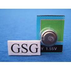 Knoopcel batterij AG13 1,55 Volt