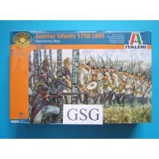Austrian Infantry 1798-1805 1:32 nr. 6884-00