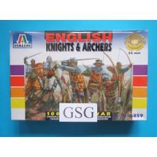 English Knights & Archers 1:32 nr. 6859-01