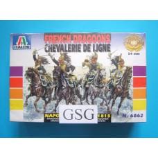 French Dragoons 1:32 nr. 6862-01