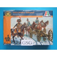 "French Howitzer ""Gribeauval"" 1:32 nr. 6871-01"