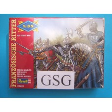 French Knights 1:35 nr. 02605-04