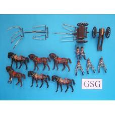 Frech Line Guard Artillery 1:32 nr. 6867-05