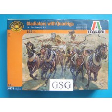 Gladiators with Quadriga 1:32 nr. 6874-01