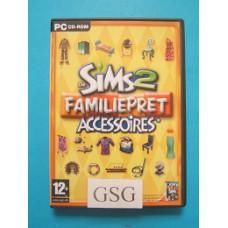 De Sims 2 familiepret accessoires nr. MXH08005080IS-02