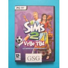 De Sims 2 vrije tijd uitbreidingspakket nr. MXH07705984IS-02