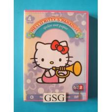 Hello Kitty's paradise 2 - spelen met papier nr. 50223-00