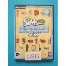 The Sims 2 kitchen & bath interior design stuff nr. MXE08006087IS-02
