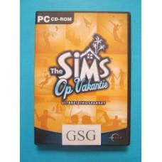 The Sims op vakantie uitbreidingspakket nr. MXH08803801IS-02