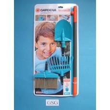 Gardena kinder combiset nr. 50111-01