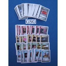 Star Trek kaarten set 206-delig nr. 50059-02