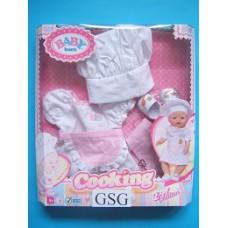 Baby Born koks set nr. 116710-01