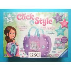 Click & style paarse tas nr. 18 677 8-00