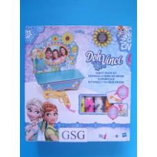 DohVinci Frozen kaptafel nr. 1115 B5512 EU4-00