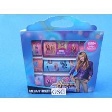 Hannah Montana mega sticker kit nr. FOBMSK4-01