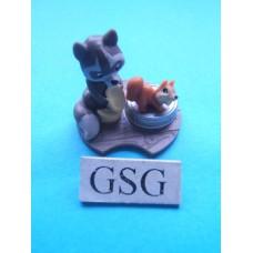 Wasbeer en eekhoorn nr. 50450-02