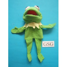 Kermit de Kikker handpop nr. 50704-02