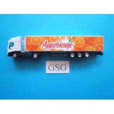 Vrachtauto Appelsientje (28 cm) nr. 50501-02