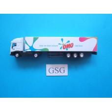 Vrachtauto door en door schoon Omo niet duur (28 cm) nr. 50493-02