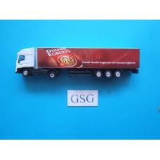 Vrachtauto goede ideeën beginnen met Douwe Egberts (28 cm) nr. 50494-02