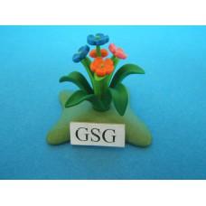 Perkje met bloemen nr. 4355-02