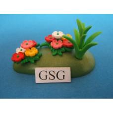 Perkje met bloemen nr. 4299-02