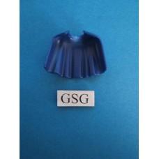Mantel blauw kort nr. 4306-02