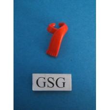 Sjaal rood nr. 4314-02