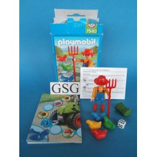 Playmobil boerderij memoryspel nr. 7540-02