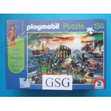 Playmobil pirateneiland 150 st nr. 56020-01