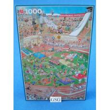 Olympische Spelen 1000 st nr. 1666-02