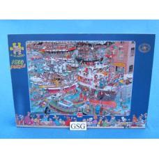 De haven 1500 st nr. 02065-02