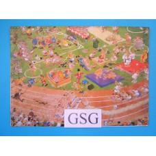 Poster Olypmpische spelen nr. 21073-02