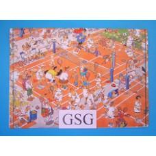 Poster tennis nr. 21072-02