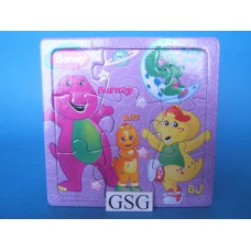 Barney & Friends 9 st nr. 21044