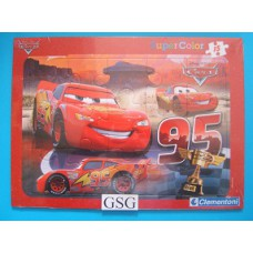 Cars piston cup 15 st nr. 22206-01