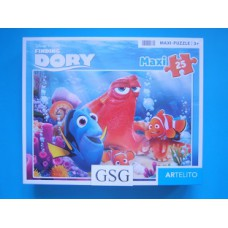 Finding Dory 25 st nr. 95876-01