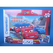 Disney Pixar Cars 2 250 st + game nr. 29634-01