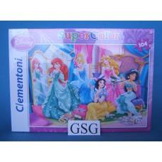 Disney prinsessen 104 st nr. 27828-01