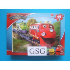 Chuggington 35 st nr. 5553A-01