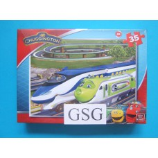 Chuggington 35 st nr. 5553B-01