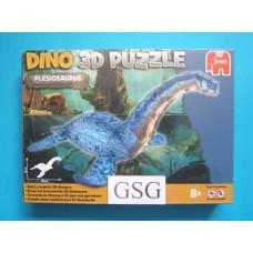 Dino 3D puzzle Plesiosaurus 38 st nr. 18290-01