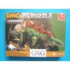 Dino 3D puzzle Stegosaurus 49 st nr. 18291-01