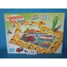 Interactive quiz puzzle 35 st nr. 8422-02