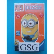 Despicable me 3 3D puzzel 54 st nr. 11 669 0-01